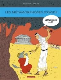 La mythologie en BD : Les métamorphoses d'Ovide