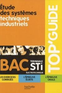 Etude des systèmes techniques industriels Tle STI électrotechnique