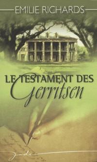 Le testament des Gerritsen
