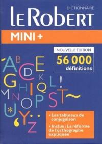 Dictionnaire Le Robert Mini Plus