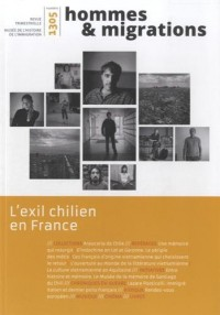 Hommes & Migrations, N° 1305 : L'exil chilien en France
