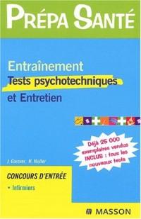 Entraînement : Tests psychotechniques et entretien