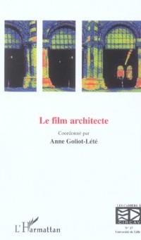 Les cahiers du CIRCAV : le film architecte