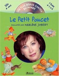 Le Petit Poucet. Livre-CD