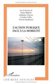 L'action publique face a la mobilité