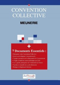 3060. Meunerie Convention collective