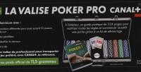 La valise Poker