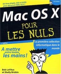 Mac OS X  v10.2