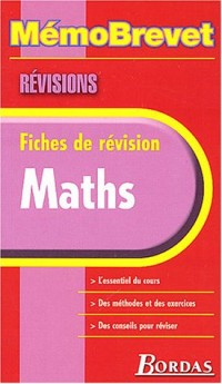 MEMO BREVET REVISION MATHS    (Ancienne Edition)