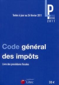 Code General des Impots 2011