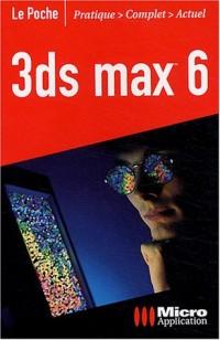 3ds max 6