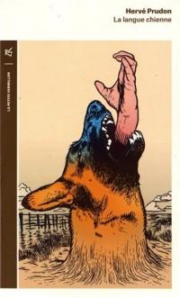 La langue chienne
