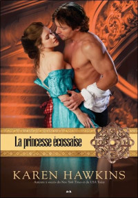La princesse écossaise Tome 4 - L'Amulette Hurst