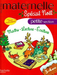 Toute ma maternelle petite section spécial Noël