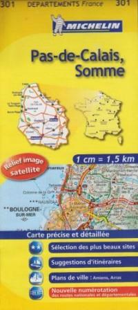 Pas-de-Calais, Somme : 1/150 000