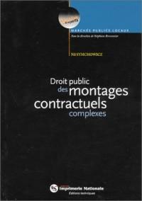 Droit public des montages contractuels complexes