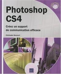 Photoshop CS4 - Créez un support de communication efficace