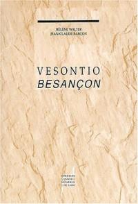 Vesontio Besançon