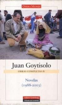 Novelas (1988-2003) / Novels (1988-2003)