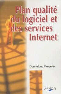 Plan qualité du logiciel et des services Internet