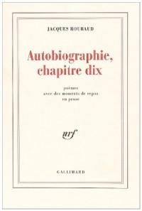 Autobiographie, chapitre 10