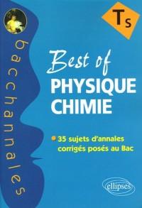 Best of Physique-Chimie Tle S : Enseignement obligatoire et de spécialité