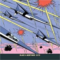 Calendrier Blake et Mortimer 2015