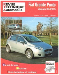 Rta B704.5 Fiat Grande Punto 1.4 8v + 1.3 Jtd 75/90