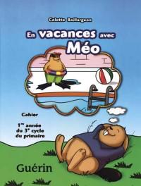 En Vacances avec Meo Cahier de Révision 5e Annee CM2
