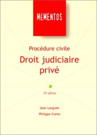 Procédure civile - Droit judiciaire privé