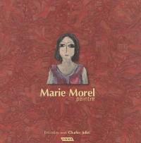 Marie Morel : Peintre