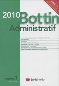 Bottin Administratif : Volume 1 (ancienne édition)