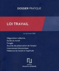 LOI TRAVAIL