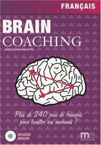 Brain Coaching Français (1Cédérom)
