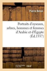 Portraits d Oyseaux d Arabie  ed 1557