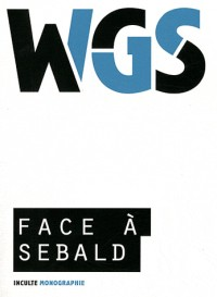 Face a W.G. Sebald