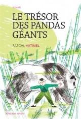 Le trésor des pandas géants [Poche]