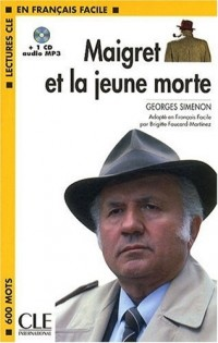 Maigret et la jeune morte (1CD audio MP3)