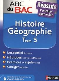 Histoire Géographie Te S