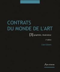 Contrats du Monde de l'Art 3 Graphiste, Illustrateur