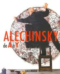 Alechinsky de a a Y  (ed. Anglaise)