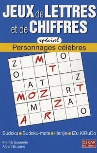 Jeux de lettres et de chiffres : Tome 2, Personnages célèbres