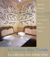 La donation Alice Tériade : La collection d'un éditeur d'art