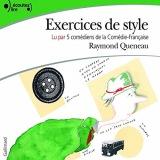 Exercices de style [Téléchargement audio]
