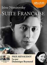 Suite française: Livre audio 2 CD MP3 - 637 Mo + 503 Mo [Livre audio]