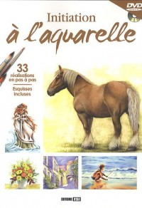 Initiation à l'aquarelle (1DVD)