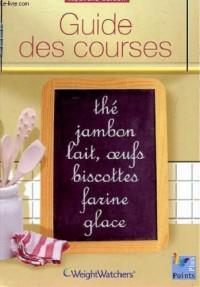 Guide des courses