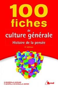 100 fiches de culture générale