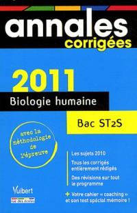 Biologie humaine Bac ST2S