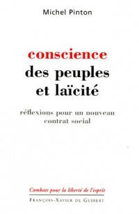 Conscience des peuples et laïcite : Réflexions pour un nouveau contrat social